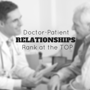 Doctor-PatientRelationshipsRank at the