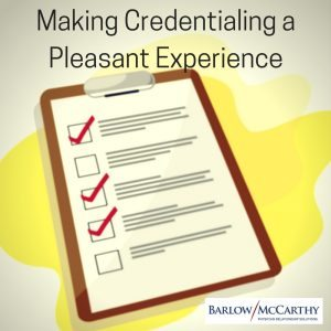 Contracting Credentialing – Sign Up – Learn STRAND
